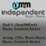 Independent Music and Media Logo