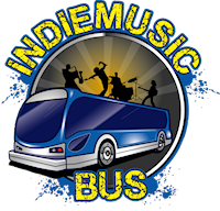 Indie Music Bus Logo Trademark