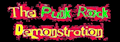 Jack's Punk Rock Demonstration Logo