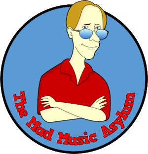 The Mad Music Asylum Logo