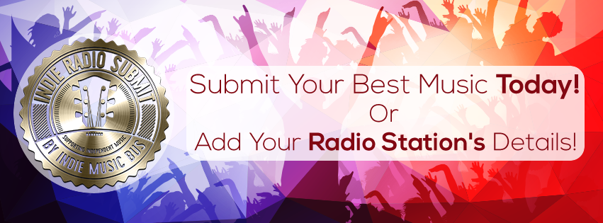 Indie Radio Submit Banner Music For Radio