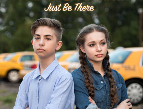 "Interview: Faith and Harry Rowen: ""Just Be There"" by Eileen Shapiro"