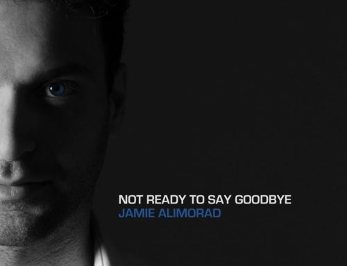 Song Review: Not Ready To Say Goodbye by Jamie Alimorad @JamieAlimorad